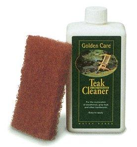 Teak-Cleaner - Möbelpflege für Teakholz von 'Golden Care' Pflegemittel - 62467