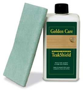 Teak-Shield - Schutz für Teakholz von 'Golden Care' Pflegemittel - 62564