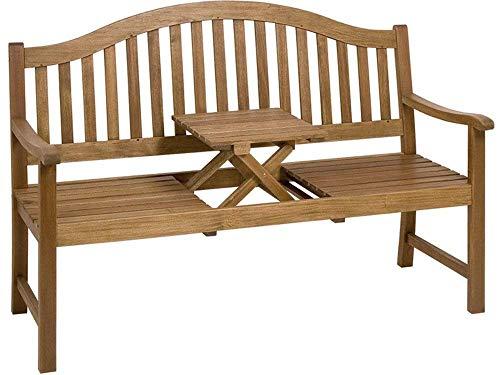 Sedex Utah Gartenbank 3-Sitzer aus Eukalyptus FSC 100%
